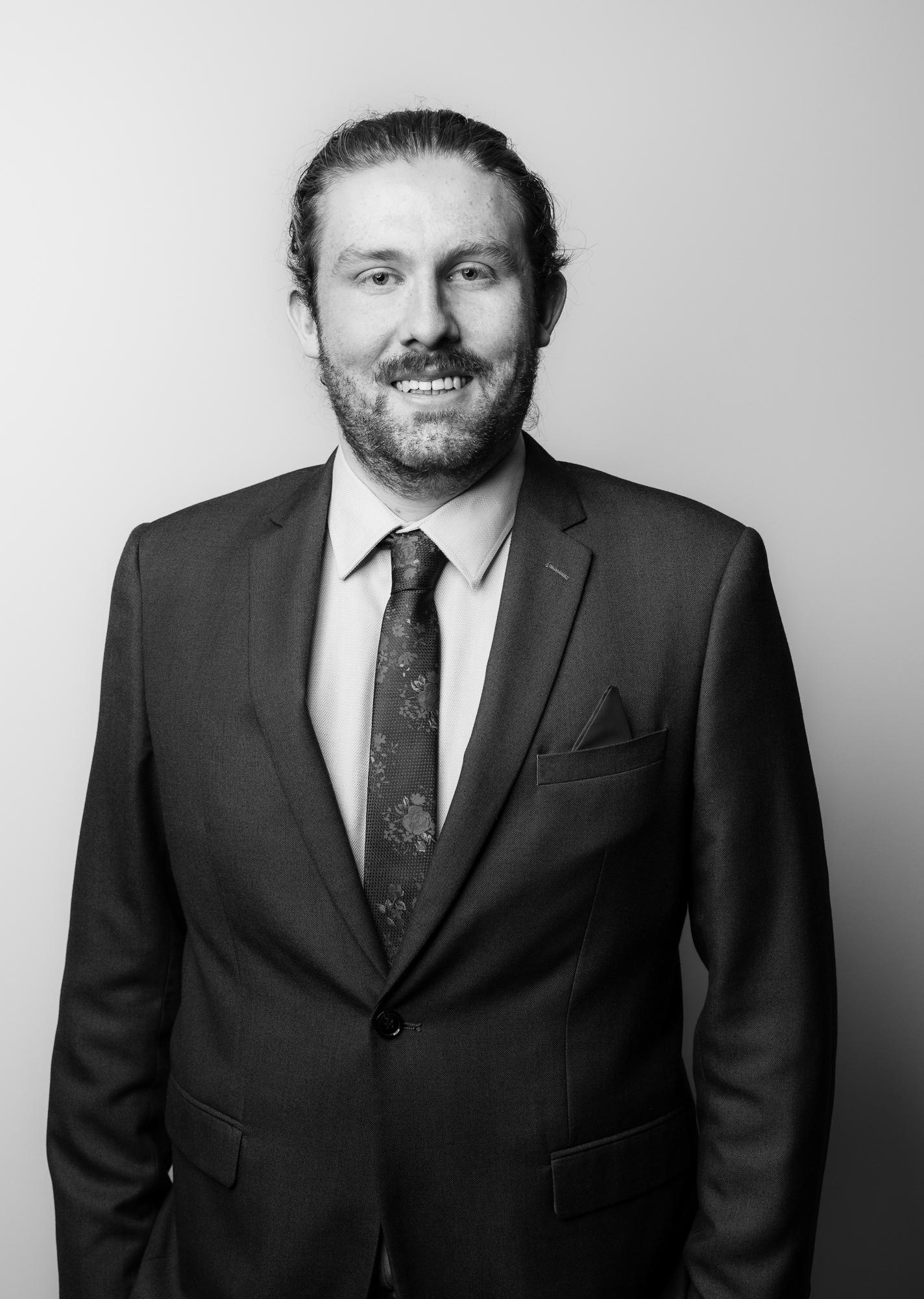 Jackson McKinley - Law Graduate Foulsham & Geddes