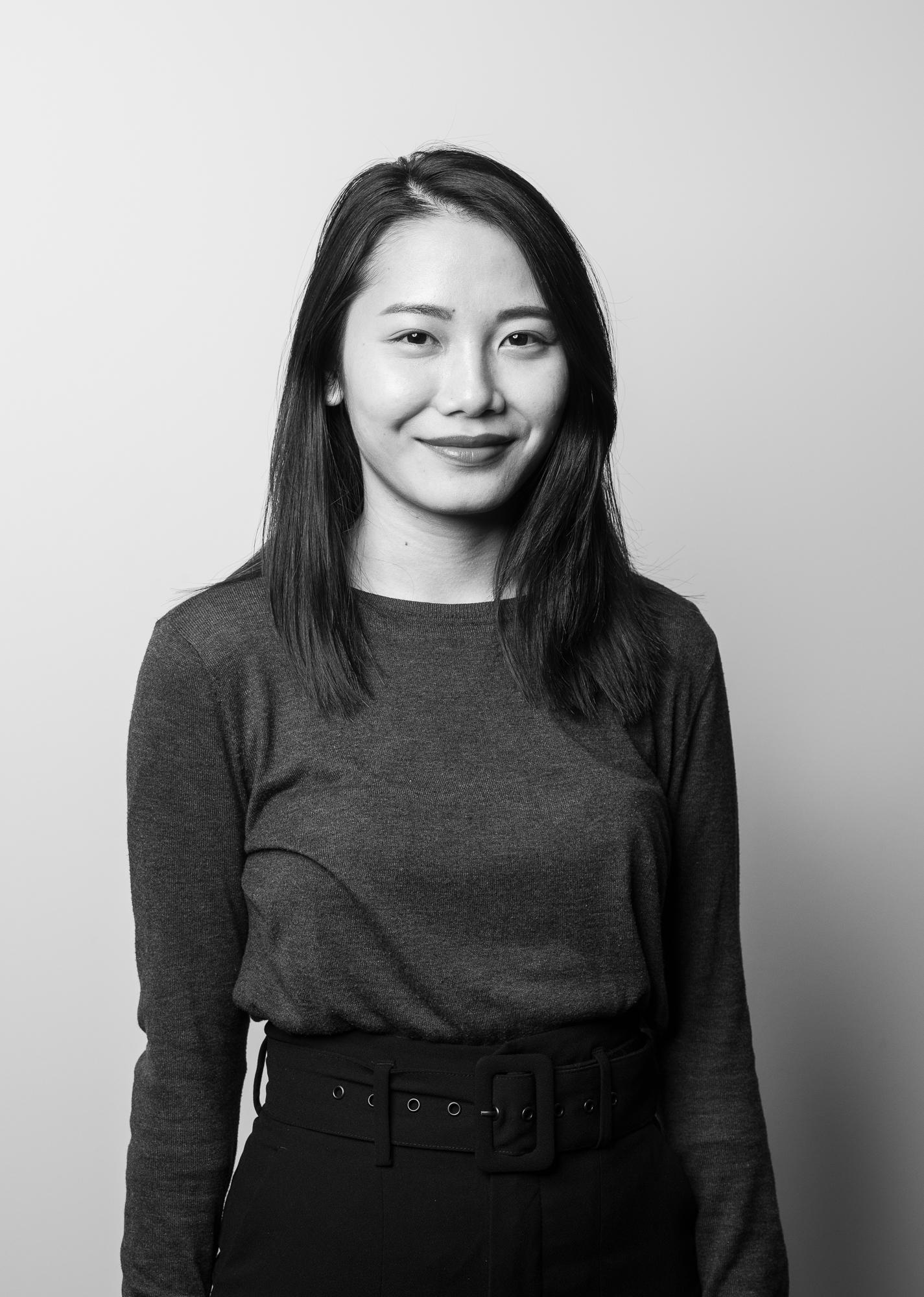 Lina Hoang Receptionist at Foulsham & Geddes